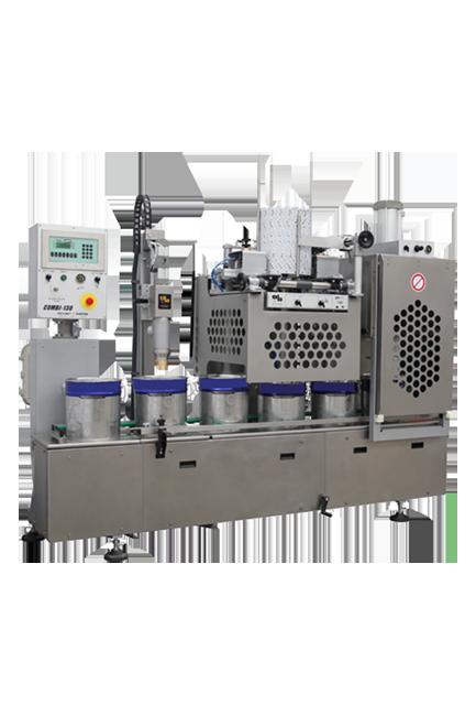 Industrial gravimetric filling equipment