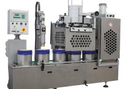 Industrial gravimetric filling equipment