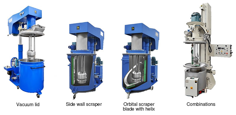 basket mill additional configurations