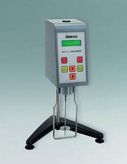 medir la viscosidad con viscosímetro brookfield
