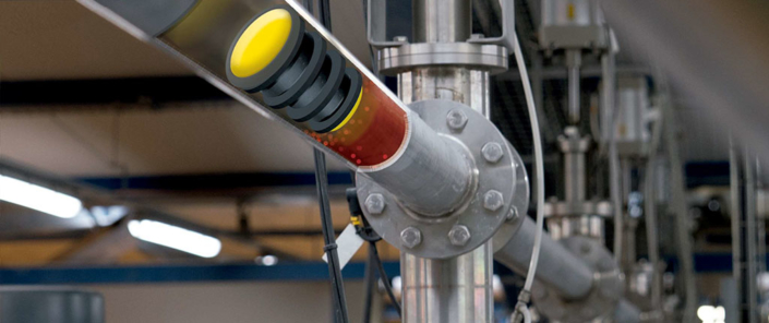 sistema de limpieza de tuberías | pipeline cleaning system