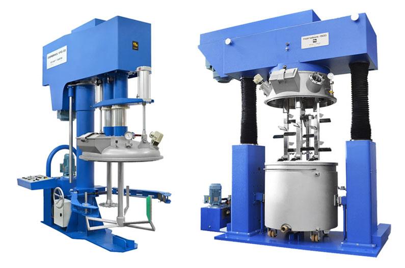 mezcladores productos tixotropicos
