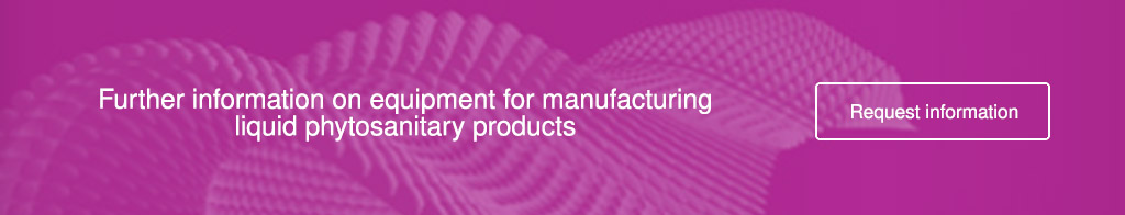 CTA manufacture of phytosanitary products